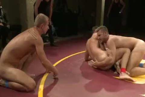 [GVC 018] Wrestlers Just want to Have Some joy