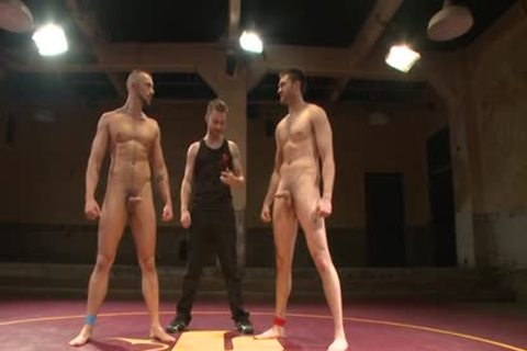 Muscle gays oral-stimulation And Facial