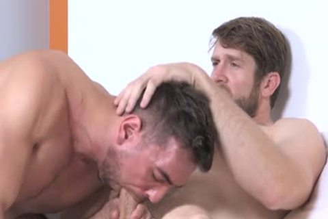 large rod homosexual males oral enjoyment-service With ejaculation