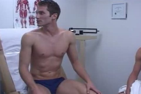 Exam Physical Military boy Clip And Doctor nail