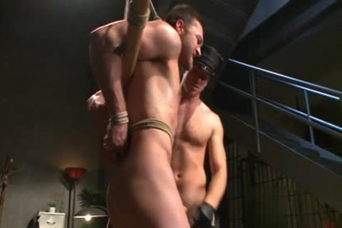 Muscle homosexual Domination And Facial