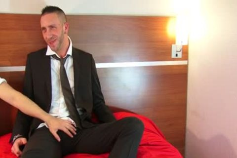 do not Touch My huge dick I'm Not Into boyz !! Jerem In Suit twink Serviced