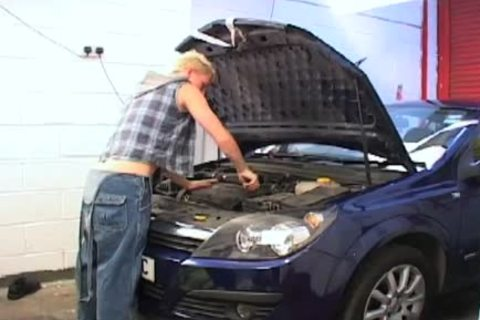unprotected banging my mechanic for payment